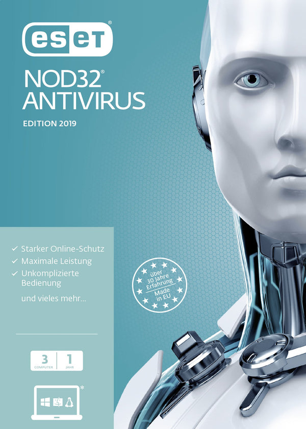 ESET NOD32 Antivirus for Windows 2019