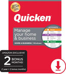 Quicken Home & Business Personal Finance