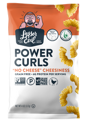 4oz No Cheese Cheesiness Power Curls