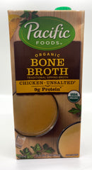 Chicken Bone Broth- Unsalted
