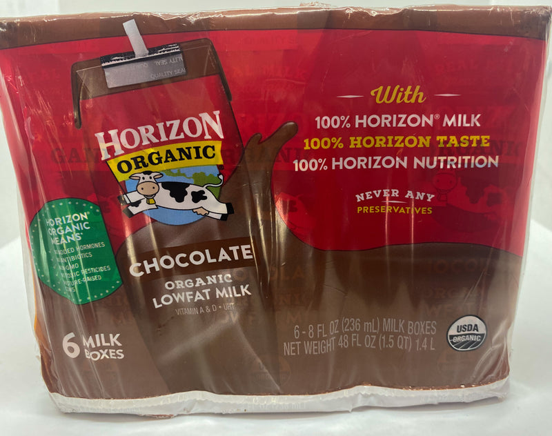 Chocolate Milk (6pk)
