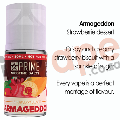 PRIME - Armageddon 25mg (30ml)