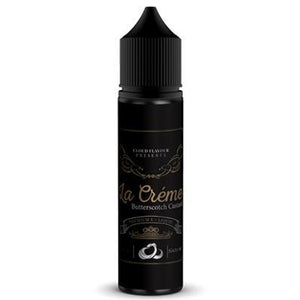 Cloud Flavour Labs - La Creme - Butterscotch Custard 0mg - 6mg (60ml)