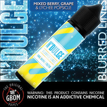 Load image into Gallery viewer, Mix 4 Freebase and MTL Flavours box 30ml / 60ml (0mg - 18mg)