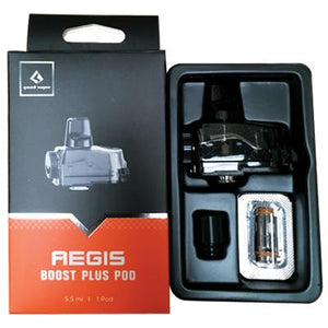 Geekvape Aegis Boost Plus Replacement Pod Cartridge Kit 1 x 1