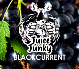 Juice Junky - Blackcurrent 3mg (100ml)
