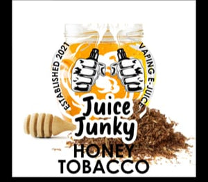 Juice Junky - Honey Tobacco 3mg (100ml)