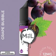 Load image into Gallery viewer, MToL - MTL - Grape Bubble - 12mg (30ml)