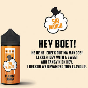 Revamp - Sir Mango - 2mg (120ml)