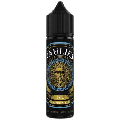 Paulies - Granola Bar 0mg - 6mg (60ml)