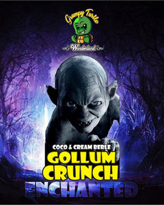 Grumpy Turtle - Nic Salts - Enchanted - Gollum Crunch- Coco & Cream Berle 20mg - 50mg (30ml)