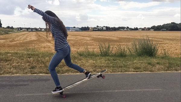 longboard manual guide