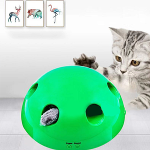 Interactive Motion Cat Toy - Common Panda