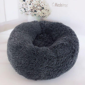 (LAST DAY PROMOTION, 50% OFF) COMFY CALMING DOG/CAT BED - Common Panda