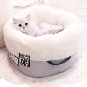 Cozy Pet Bed for Cat and Dog - Common Panda