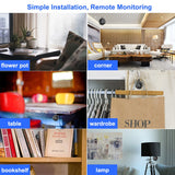 Wireless Mini WIFI 720P IP Camera Cloud Storage Infrared Night Vision Smart Home Security Baby Monitor Motion Detection SD Card - Common Panda