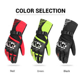 Motorcycle Gloves Motos Gloves Winter Thermal Fleece Lined Winter Waterproof Touch Screen Non-slip Motorbike Riding Gloves # - Common Panda