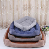 1Pcs Pet Dog Bed 4 Seasons Soft Mat Kennel Puppy Warm Bed Plush Cozy Nest For Small Medium Large Dog House Pad Pet Supplies - Common Panda