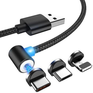 Magneto - Magnetic Charging Cable - Common Panda