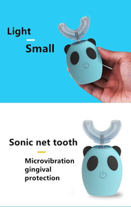 Sonic Electric Toothbrush For  3-7 Years Kids - Common Panda