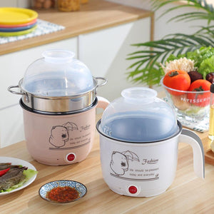 Multi functional Electric Cooking Pot Machine - Common Panda
