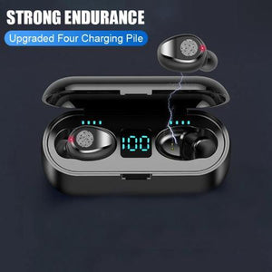 H&A - Bluetooth Wireless Earbuds - Common Panda