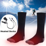 HEATED ELECTRIC BATTERY OPERATED SOCKS - Common Panda