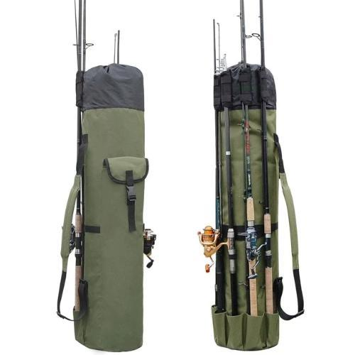 Fisher Pro™️ - Portable Fishing Tackle Bag - Common Panda