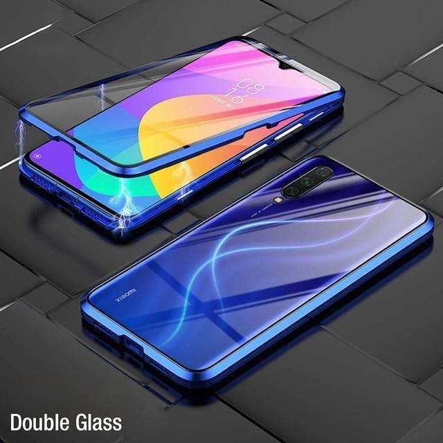 Magnetic Absorption Phone Cases for Xiaomi Redmi Note7, Note7 Pro, K20, K20 Pro. - Common Panda