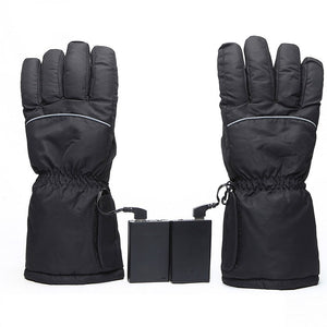 Waterproof Rechargeable Heated Gloves For Men Women - One Size Fits Most - Common Panda