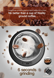 Electric Coffee Grinder - Common Panda
