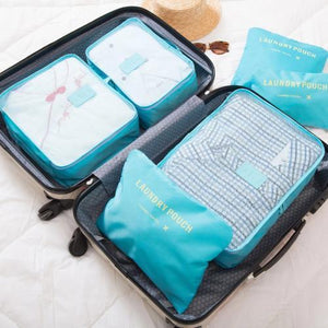 Packing Cubes - Cloth Organizer - Common Panda