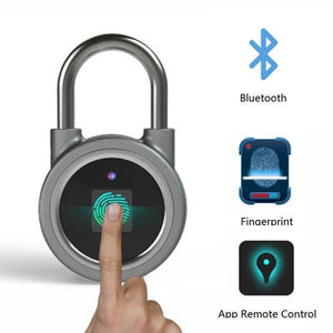 Biometric Fingerprint Thumbrint Door Lock - Common Panda