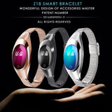 Smart Watch - Blood Pressure Heart Rate Monitor, Fitness Tracker, Pedometer. - Common Panda