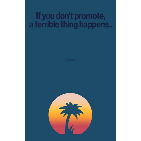 Customizable Island Poster