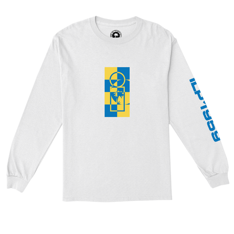 WHITE ISLAND LONG SLEEVE 60