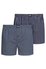 Jockey Everyday Woven Boxer 2-Pack for hot weather