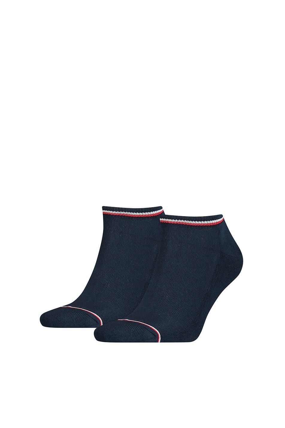 Tommy Hilfiger 2 Pack Iconic Sneaker Socks