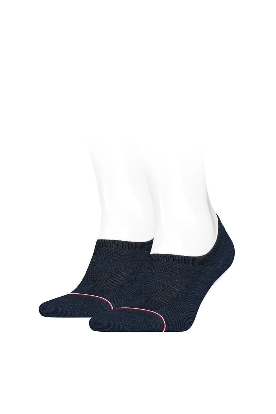 Tommy Hilfiger 2 Pack Iconic Footie Socks