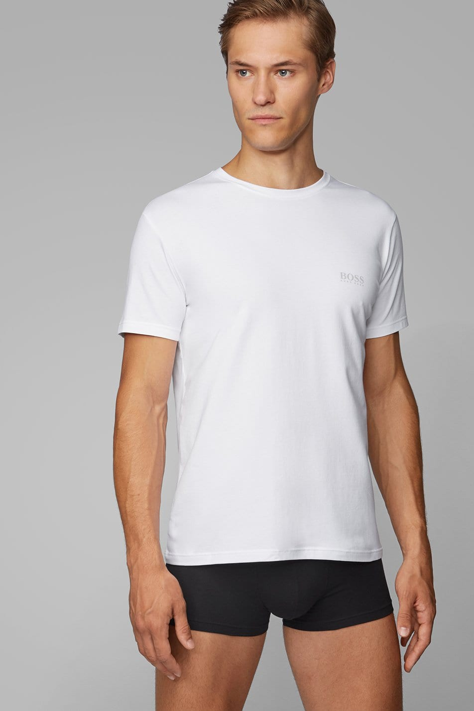 BOSS 2 Pack Regular Fit T-Shirt