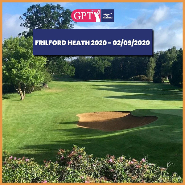 Frilford heath 2020
