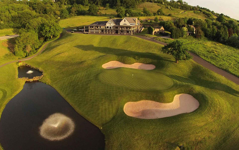 Celtic Manor 2019 golfpairs