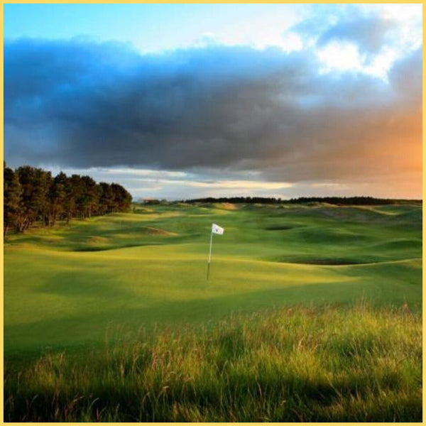 Dundonald 2020 Golf Competiton 21st August