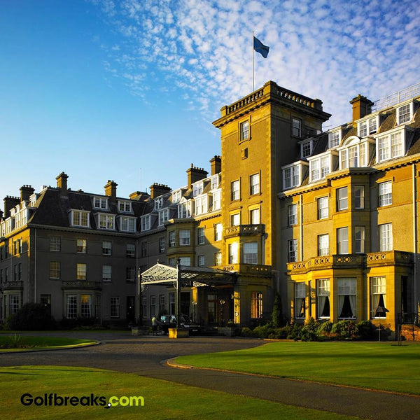 Gleneagles 2020 Golf Tour 4th - 6th October