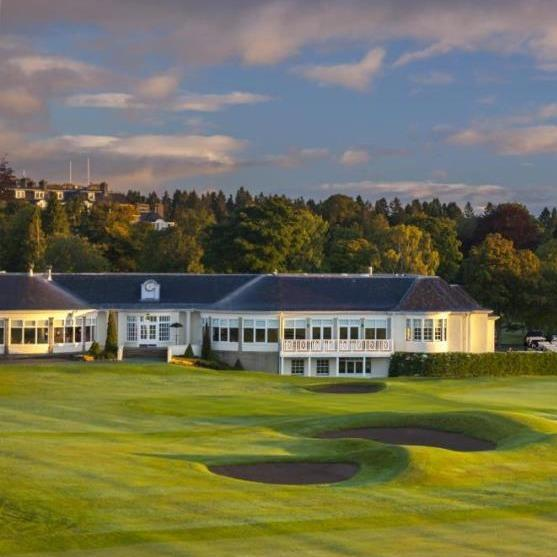 Gleneagles 2020 Golf Tour 4th - 6th October Shared Room B&B