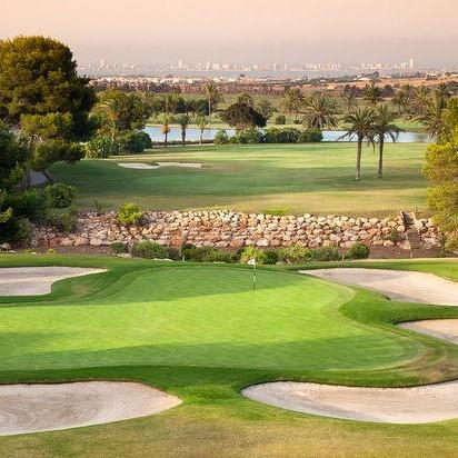 La Manga 2020 Golf Tour 29th October - 2nd November Golf Pairs Tour (Shared room)