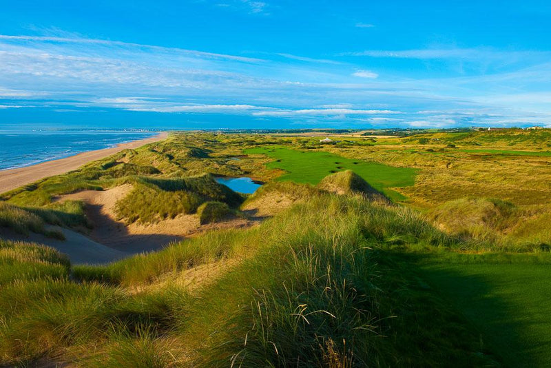 North East Scotland 2018 golfpairs