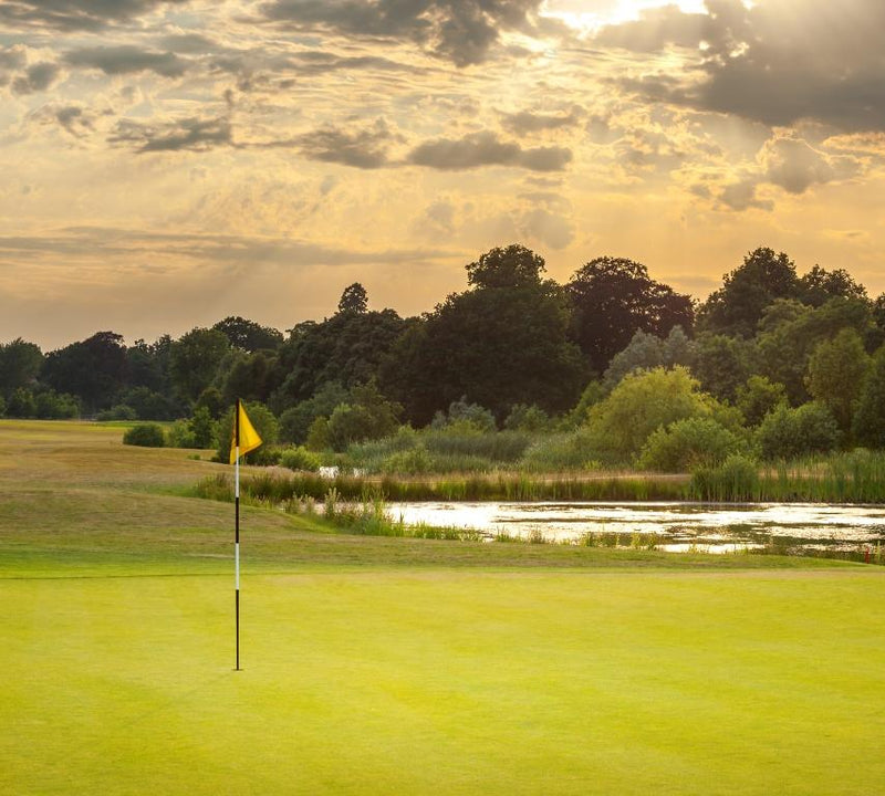 Sprowston Manor 2017 golfpairs