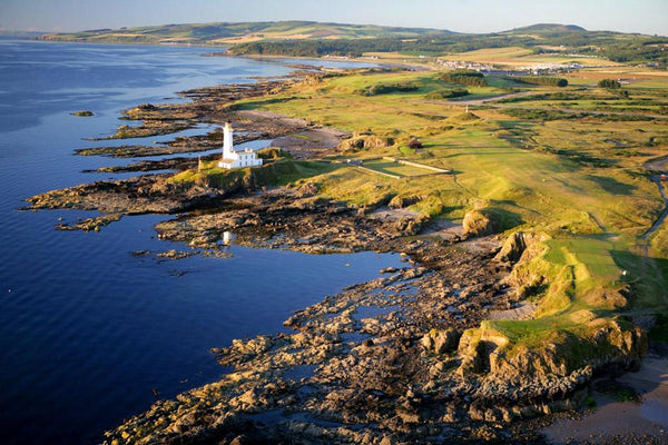 West Scotland 2017 golfpairs