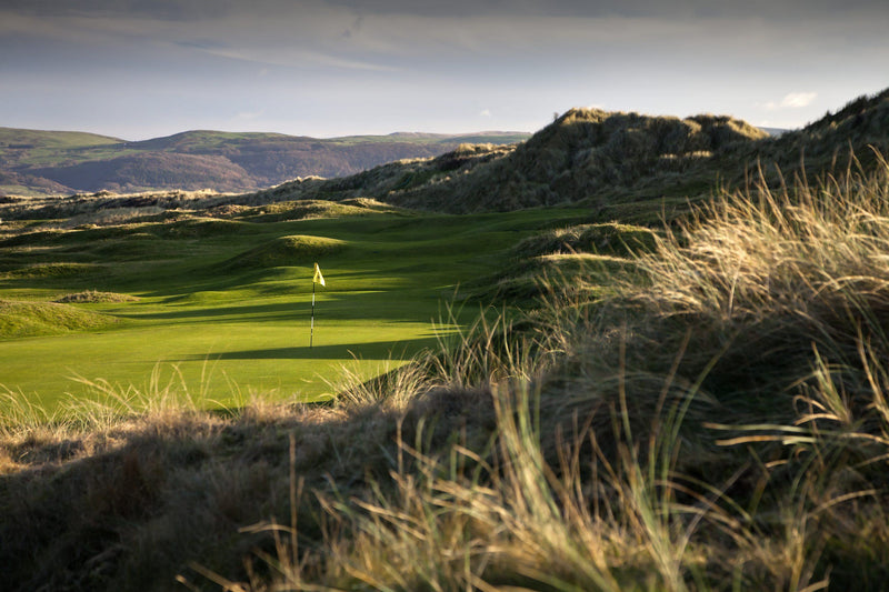 West Wales 2019 golfpairs